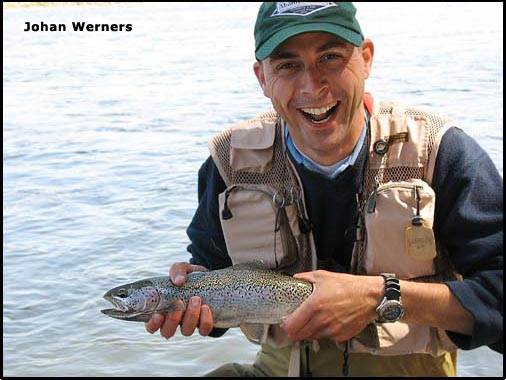 Johan Werners - the Bow River - May 14th 2006
